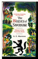 THE WOLVES OF SAVERNAKE: Volume I of the Domesday Books by Marston, Edward (pseudonym of Keith Miles)