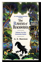 THE RAVENS OF BLACKWATER.  by Marston, Edward (pseudonym of Keith Miles)