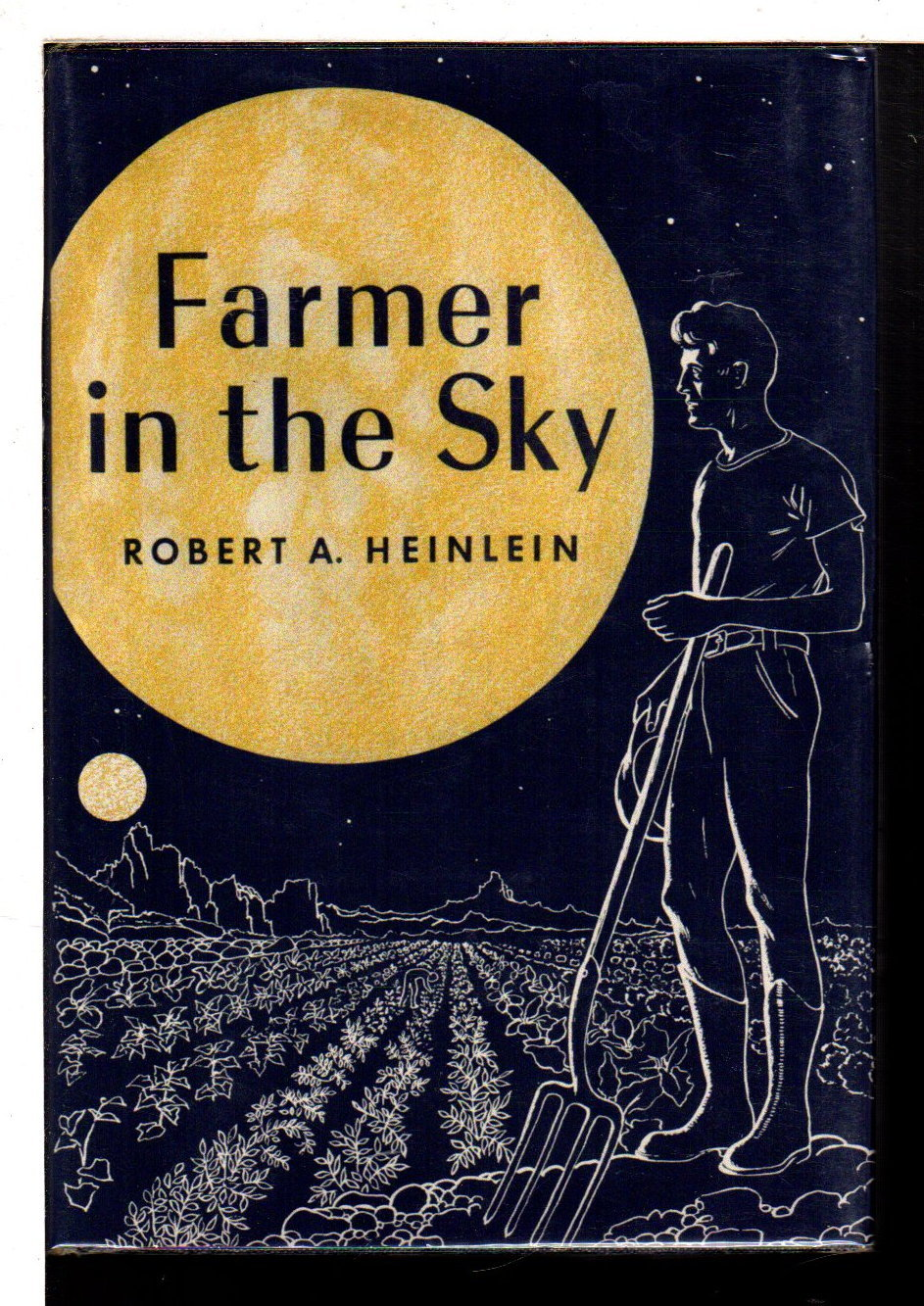 an analysis of the book farmer in the sky robert a heinlein Summary of farmer in the sky by robert a heinlein below is a list of farmer in the sky cliff notes and farmer in the sky sparknotes not looking for a farmer in the sky.