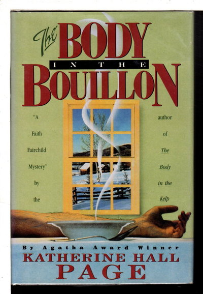 THE BODY IN THE BOUILLON by Page, Katherine Hall