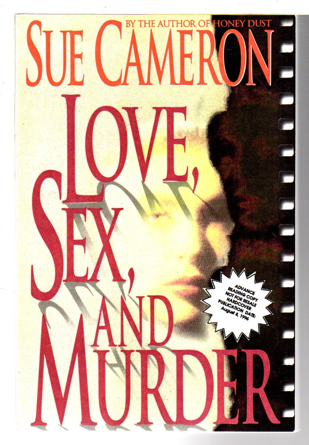 CAMERON, SUE - LOVE, SEX AND MURDER.