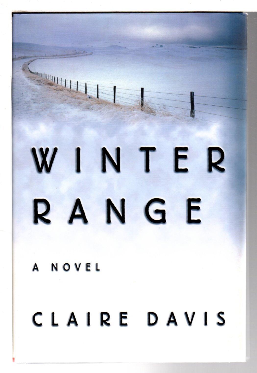 DAVIS, CLAIRE. - WINTER RANGE.