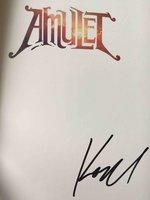 AMULET: ESCAPE FROM LUCIEN, Book Six. by Kibuishi, Kazu