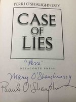 CASE OF LIES. by O'Shaughnessy, Perri [Pamela and Mary]