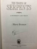 THE TROPIC OF SERPENTS: A Memoir by Lady Trent. by Brennan, Marie.