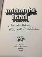 MIDNIGHT HAUL. by Collins, Max Allan.