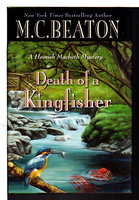 DEATH OF A KINGFISHER. by Beaton, M. C. (pseudonym of Marion Chesney)