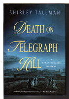DEATH ON TELEGRAPH HILL. by Tallman, Shirley.