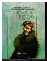 ZORA NEALE HURSTON. by [Hurston, Zora Neale] Witcover, Paul.
