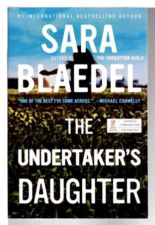 THE UNDERTAKER'S DAUGHTER. by Blaedel, Sarah