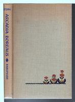 ARCADIA BOREALIS. Selected poems of E.A. Karlfeldt. by Karlfeldt, Erik Axel (1864-1931) translated by Charles Wharton Stork.