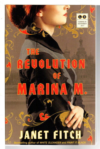 THE REVOLUTION OF MARINA M. by Fitch, Janet.