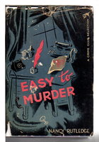 EASY TO MURDER. by Rutledge, Nancy.