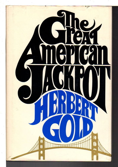 THE GREAT AMERICAN JACKPOT. by Gold, Herbert