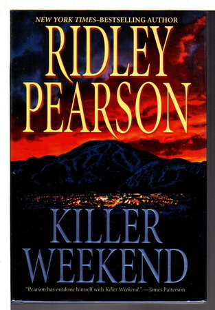 KILLER WEEKEND. by Pearson, Ridley.