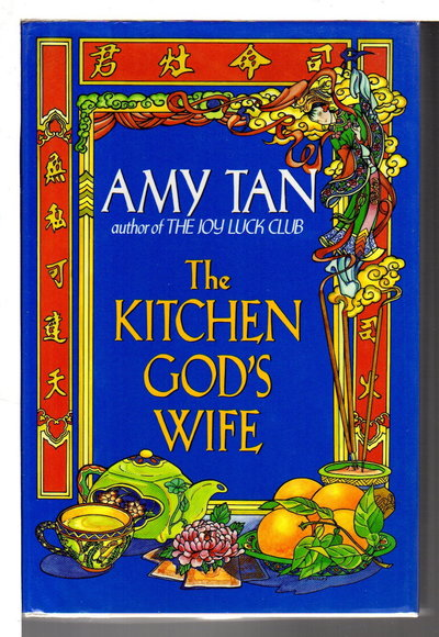 THE KITCHEN GOD'S WIFE. by Tan, Amy.