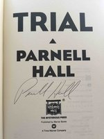TRIAL. by Hall, Parnell.