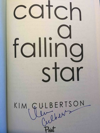 CATCH A FALLING STAR. by Culbertson, Kim.