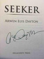 SEEKER. by Dayton, Arwen Elys.