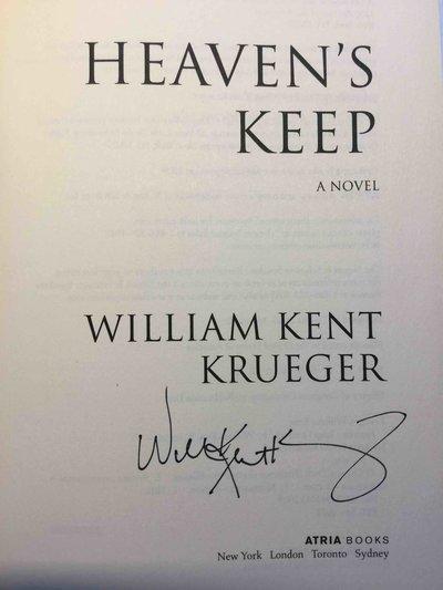 HEAVEN'S KEEP. by Krueger, William Kent.