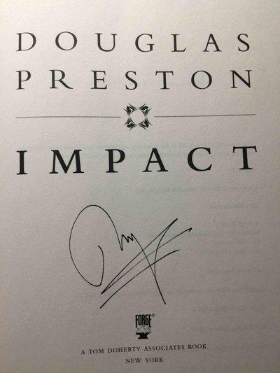 IMPACT. by Preston, Douglas.