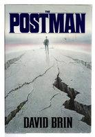 THE POSTMAN. by Brin, David.