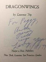 DRAGONWINGS. by Yep, Lawrence.