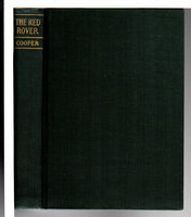 THE RED ROVER. by Cooper, James Fenimore.