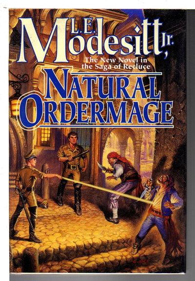 NATURAL ORDERMAGE. by Modesitt, L. E.  Jr.