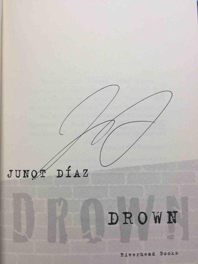 DROWN. by Diaz, Junot.