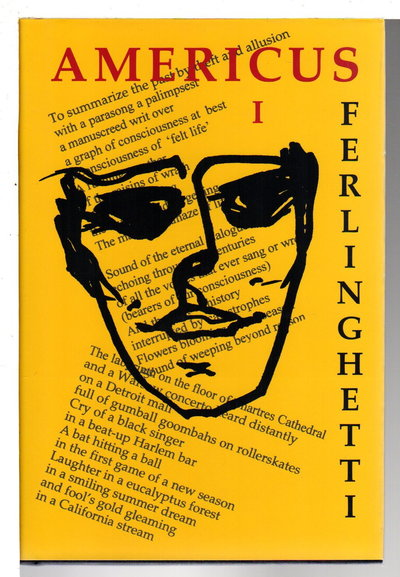 AMERICUS, BOOK I. by Ferlinghetti, Lawrence.