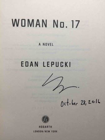 WOMAN NO. 17. by Lepucki, Edan.
