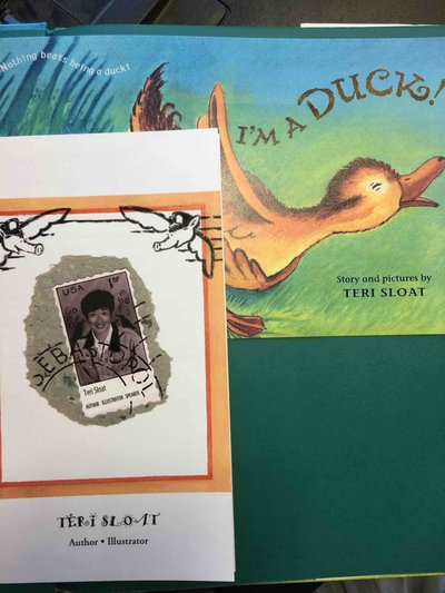 I'M A DUCK. by Sloat, Teri.