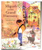 Another image of MIGUEL AND THE GRAND HARMONY. by de la Pena, Matt. Illustrated and signed by Ana Ramirez.