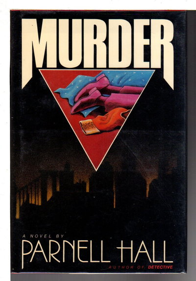 MURDER. by Hall, Parnell.