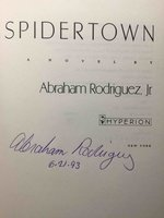 SPIDERTOWN. by Rodriguez, Abraham, Jr.