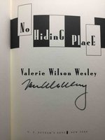 NO HIDING PLACE. by Wesley, Valerie Wilson