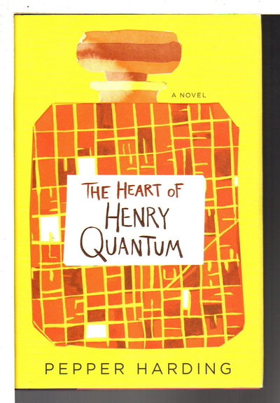 THE HEART OF HENRY QUANTUM. by Harding, Pepper.