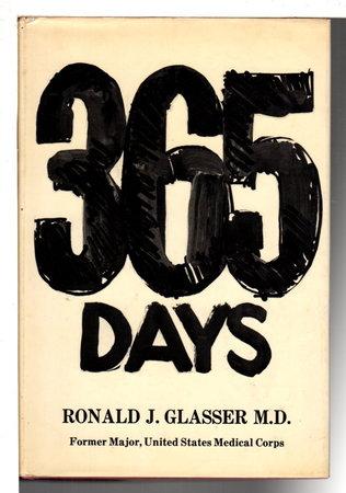 365 DAYS. by Glasser, Ronald J.