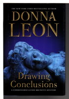 DRAWING CONCLUSIONS. by Leon, Donna.