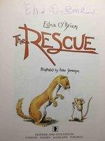 THE RESCUE.  by O'Brien, Edna.