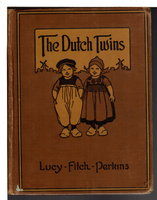 THE DUTCH TWINS. by Perkins, Lucy Fitch.