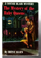THE MYSTERY OF THE RUBY QUEENS: Connie Blair Mystery #12. by Allen, Betsy,