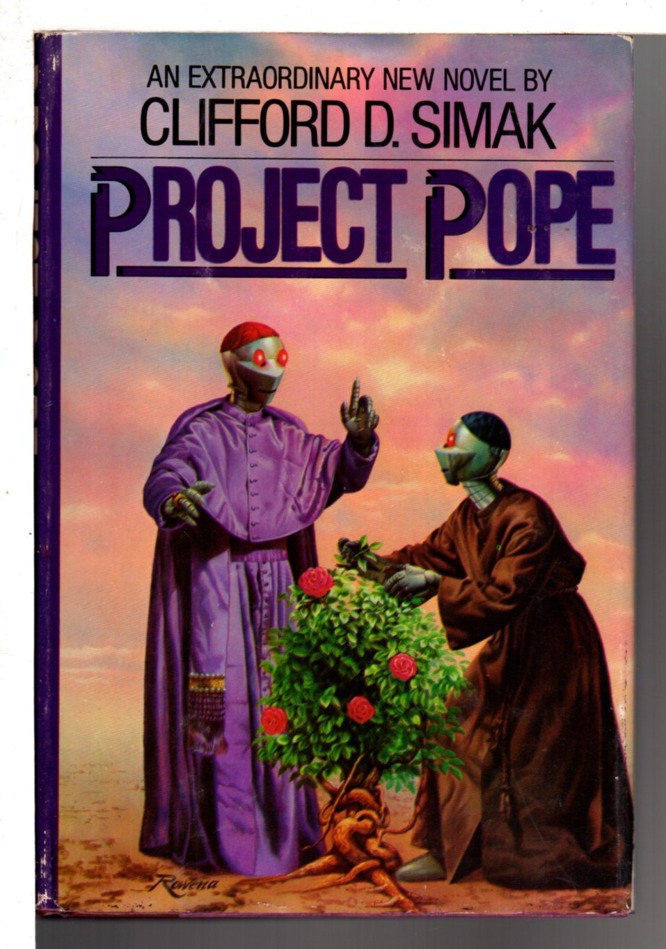 SIMAK, CLIFFORD D. - PROJECT POPE.