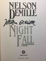 NIGHT FALL by DeMille, Nelson.