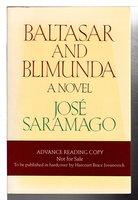 BALTASAR AND BLIMUNDA. by Saramago, Jose.