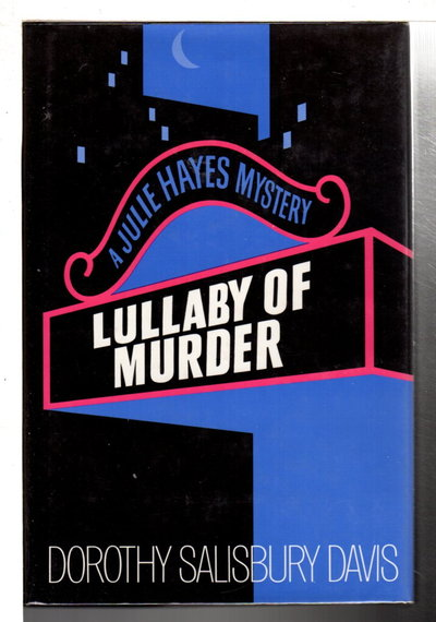 LULLABY OF MURDER. by Davis, Dorothy Salisbury.