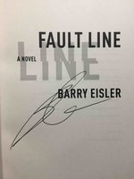 FAULT LINE. by Eisler, Barry.