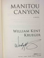MANITOU CANYON. by Krueger, William Kent.