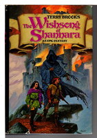 THE WISHSONG OF SHANNARA: An Epic Fantasy. by Brooks, Terry